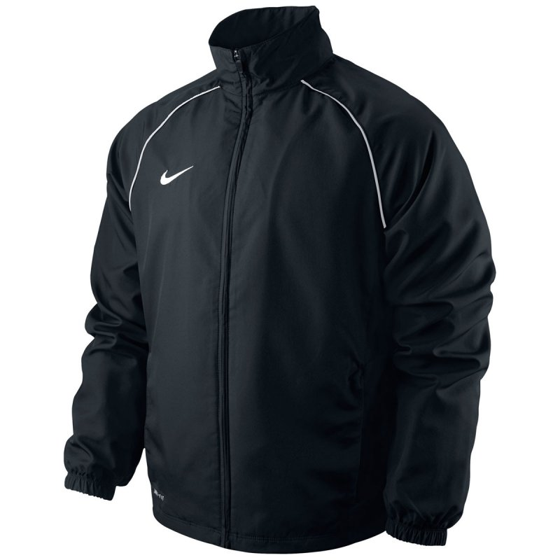 Nike Foundation 12 Präsentationsjacke  - black/white/white - Erw