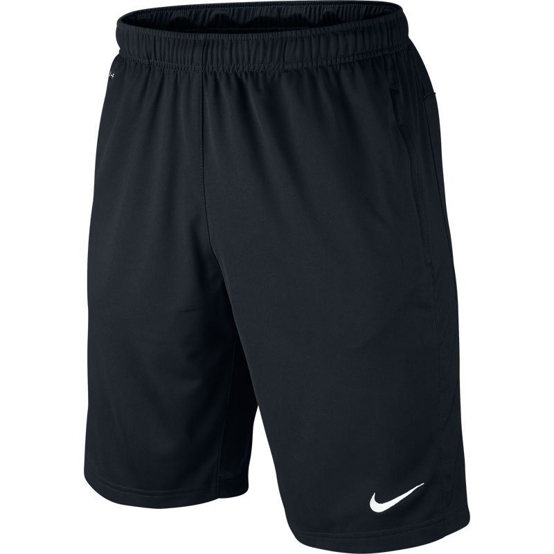Nike Libero Knit Short Trainingshort  - Black/White - Ki