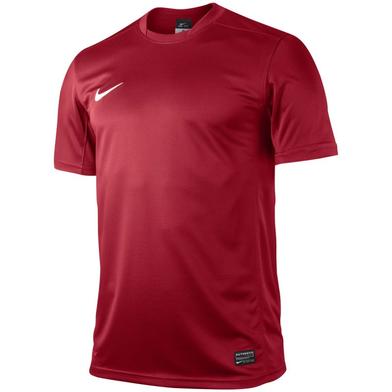 Nike Park V Trikot  - university red/white - Erw