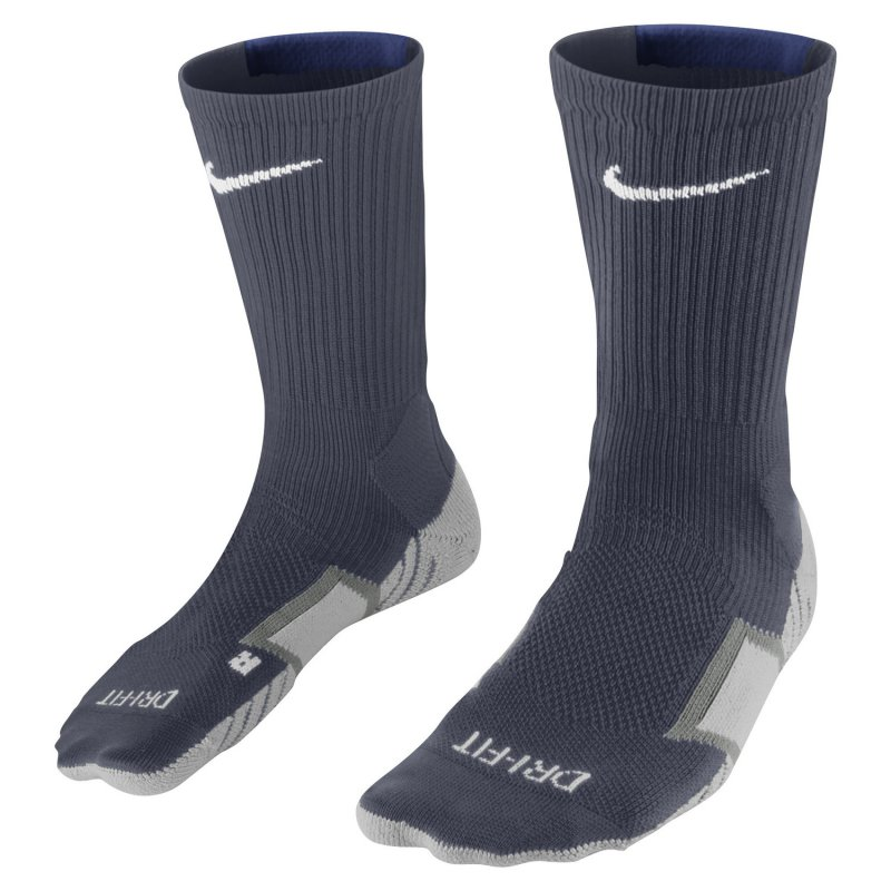 Nike Team Stadium II Crew Sock  - obsidian/deep royal/ - Erw