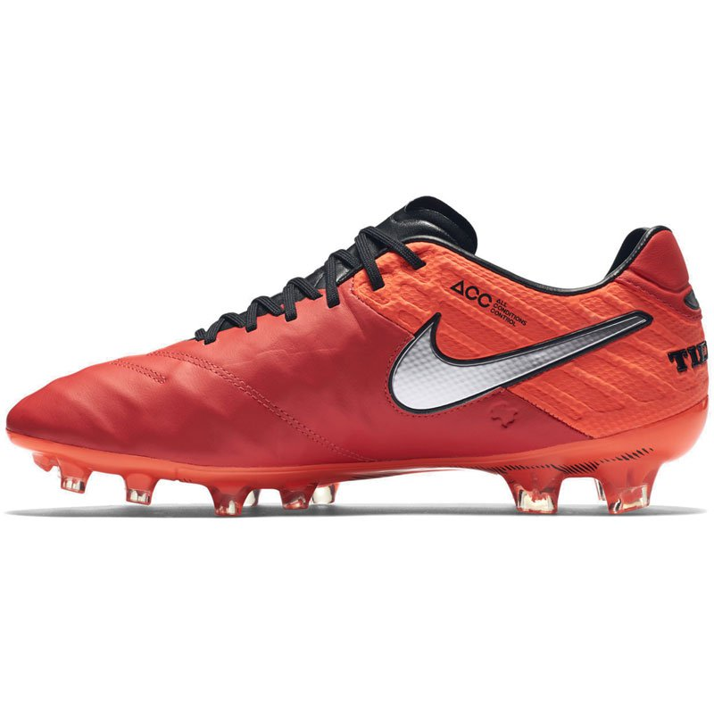 Nike Tiempo Legend VI FG - light crimson