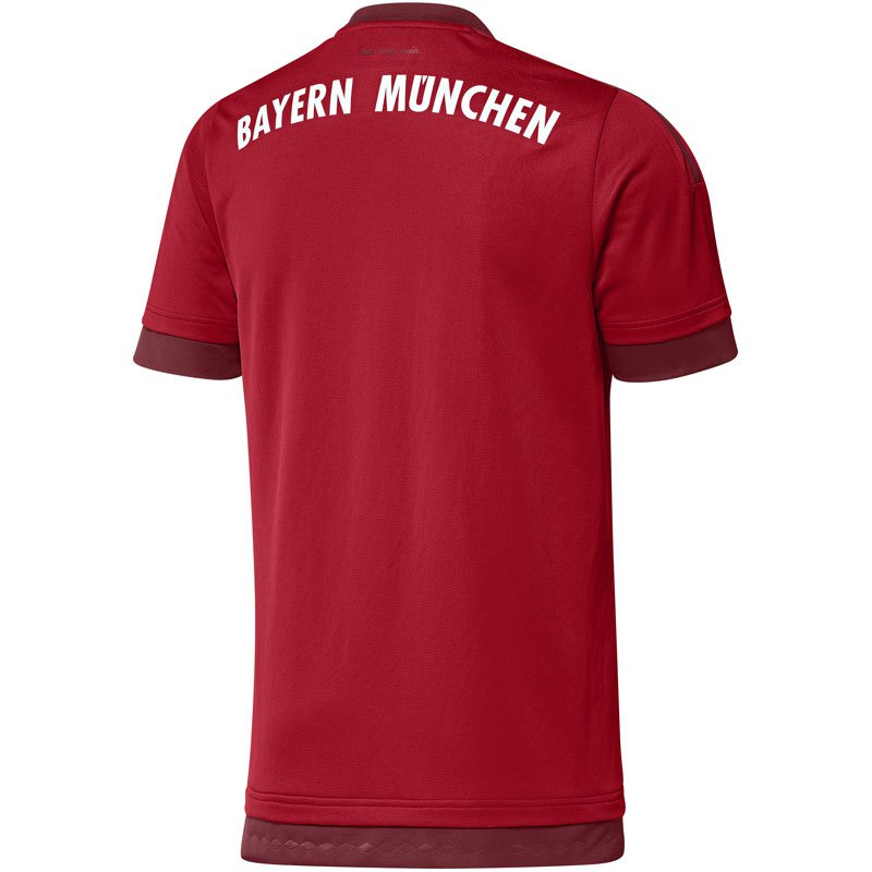 adidas fc bayern trikot 2015 2016 home erw 63 71. Black Bedroom Furniture Sets. Home Design Ideas