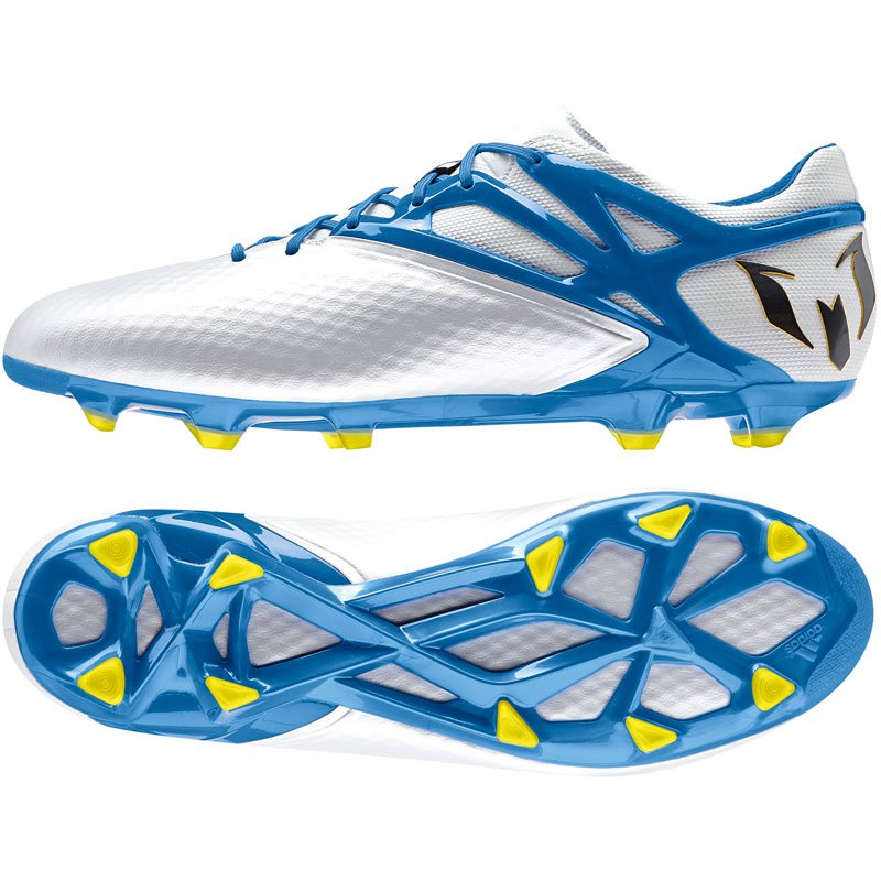 Adidas Messi 15.1 FG/AG - white