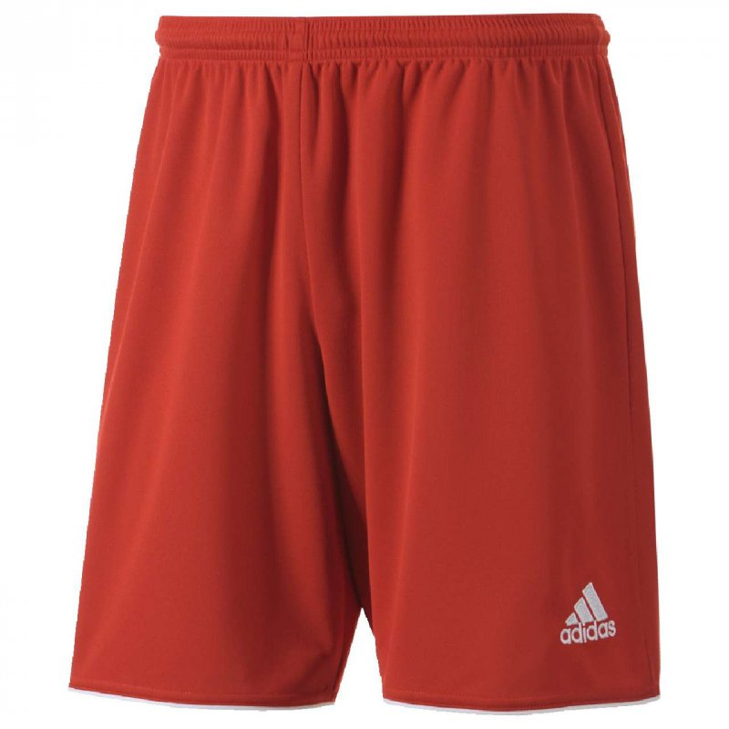 Adidas New Parma Short o Slip university red Erw