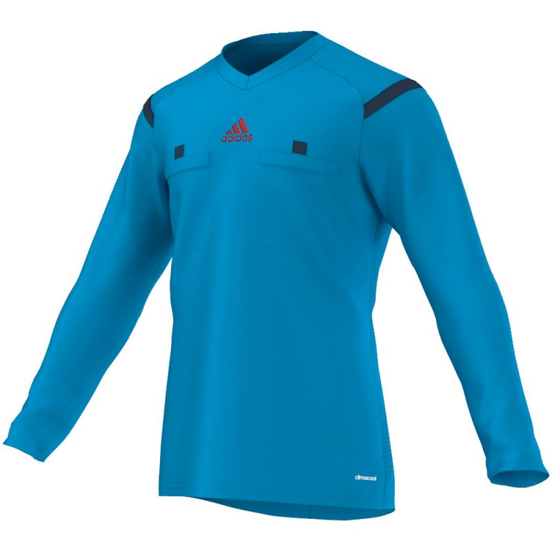 Adidas Referee 14 Trikot Langarm blue