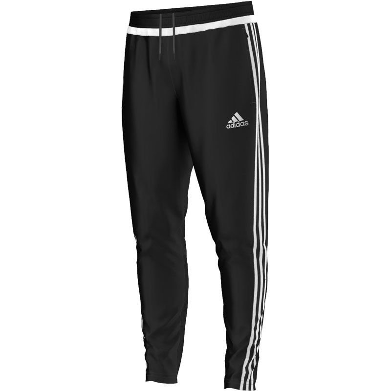 Adidas Tiro 15 Trainingshose - black/white - Erw