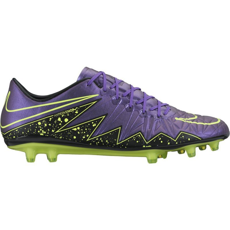 Nike Hypervenom Phinish FG - hyper grape