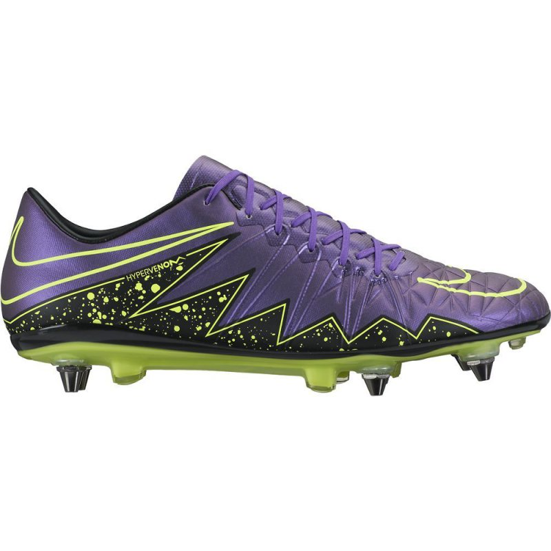 Nike Hypervenom Phinish SG-Pro - hyper grape