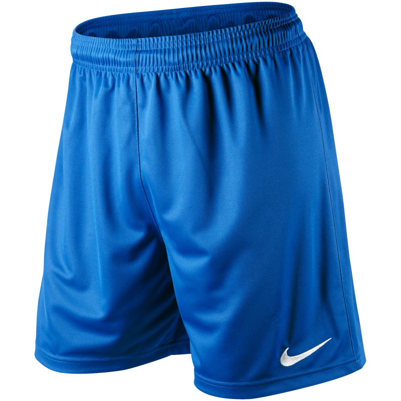 Nike Park Knit Short  - royal blue/white - Erw