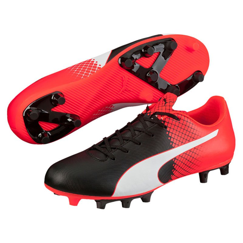 Puma evoSpeed 5.5 FG Tricks - red