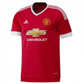 Adidas Man United Trikot 2015/2016 Home - Erw - Gr. XL