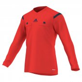 Adidas Referee 14 Trikot Langarm hi-res - hi-res orange - Gr. xxl