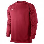 Nike Foundation 12 Sweat Top - university red/black - Gr.  xl