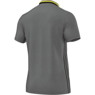 Adidas Condivo 16 Polo - vista grey s15/black - Erw