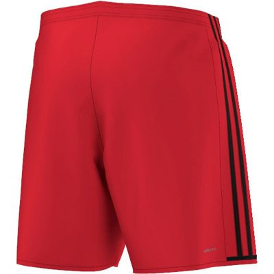 Adidas Condivo 16 Short - vivid red s13/power red/black - Erw