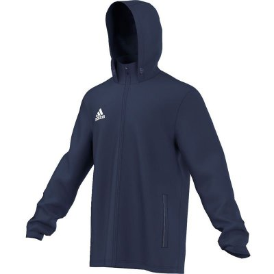 Adidas Core 15 Regenjacke - dark blue/white - Ki