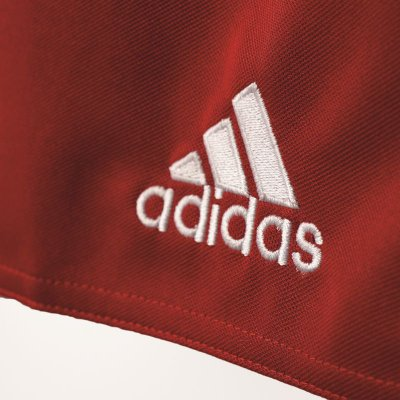 Adidas Parma 16 Short - power red/white - Gr. 140