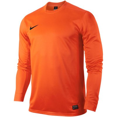 Nike Park V Trikot Langarm  - safety orange/black - Erw