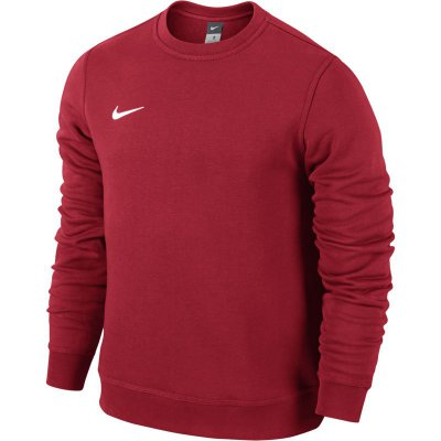 Nike Team Club Crew Sweat  - university red/footb - Erw