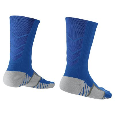 Nike Team Stadium II Crew Sock  - royal blue/bright bl - Erw