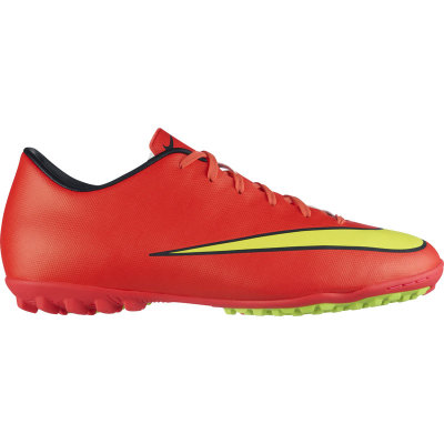 Nike Mercurial Victory V TF red