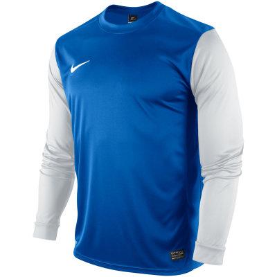 Nike Classic IV Trikot Langarm  - royal blue/white/whi - Erw