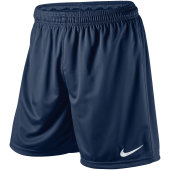 Nike Park Knit Short mit Slip  - midnight navy/white - Erw