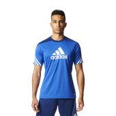 Adidas Sereno 14 Training Jersey - cobalt/new navy - Erw