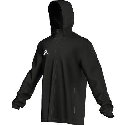 Adidas Core 15 Regenjacke - black/white - Ki