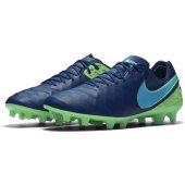 Nike Tiempo Legend VI FG - coastal blue