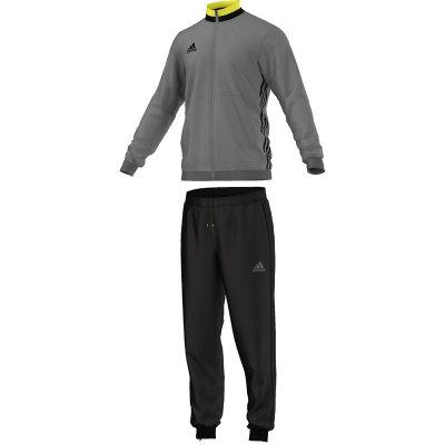 Adidas Condivo 16 Polyesteranzug - vista grey s15/black - Erw