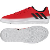 Adidas Messi 16.3 IN JR - red/cblack/ftwwht - Größe 5,5