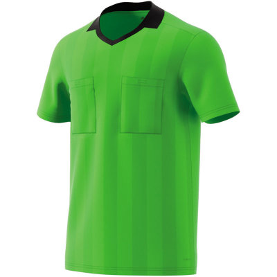 adidas Referee 18 Trikot - semi solar green - Erw