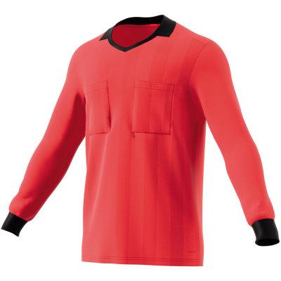 adidas Referee 18 Trikot Langarm - bright red - Erw