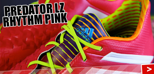 Adidas Predator Lethal Zones Pink