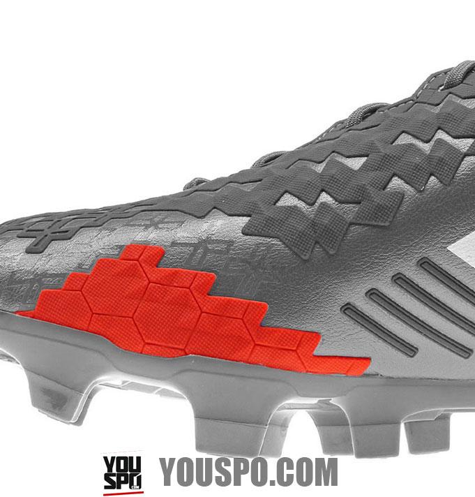 Adidas Sweet Spot im Adidas Predator
