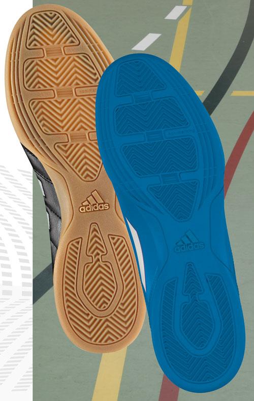 Adidas Hallenschuhe mit non-marking