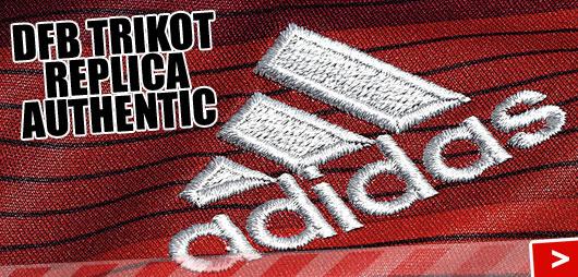 Adidas DFB Trikot und Authentic im Vergleich