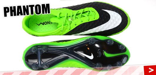 Nike Hypervenom Phantom mit neuer Technik