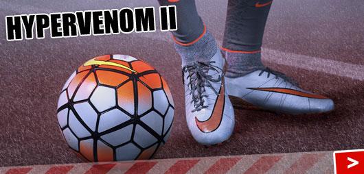 Nike Hypervenom 2.0 Schuhe