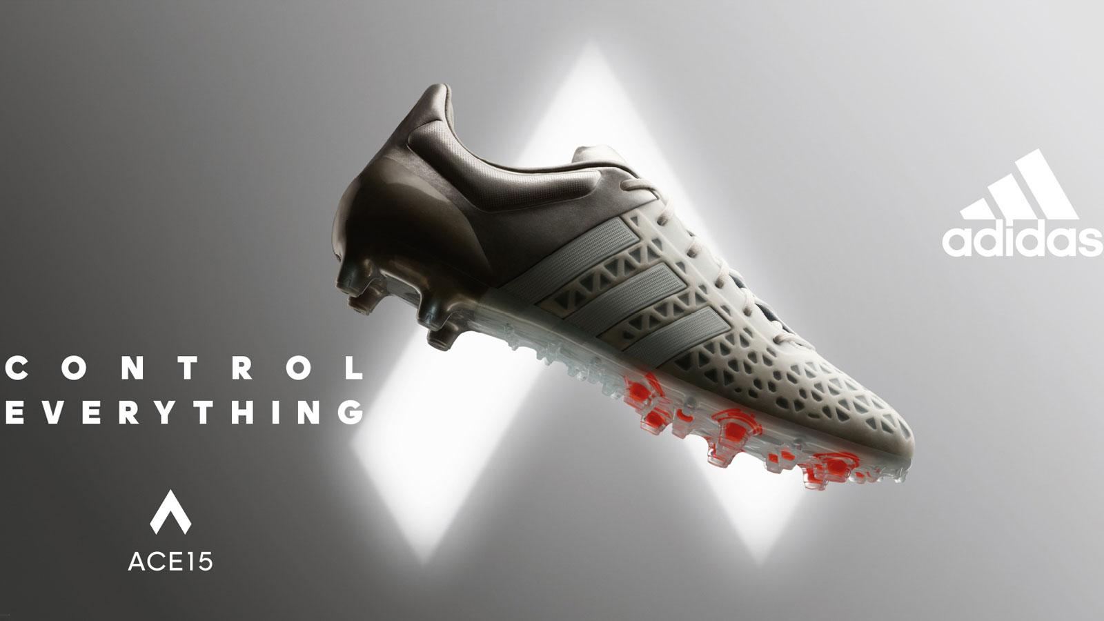 Adidas Ace 15.1 FG/AG white