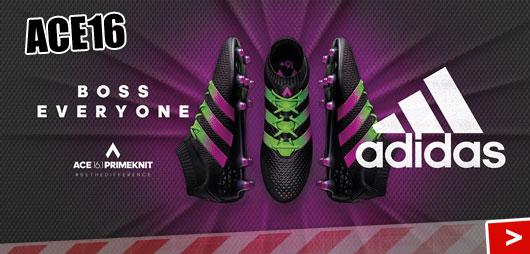 Adidas Ace 16 Schuhe bei Mats Hummes