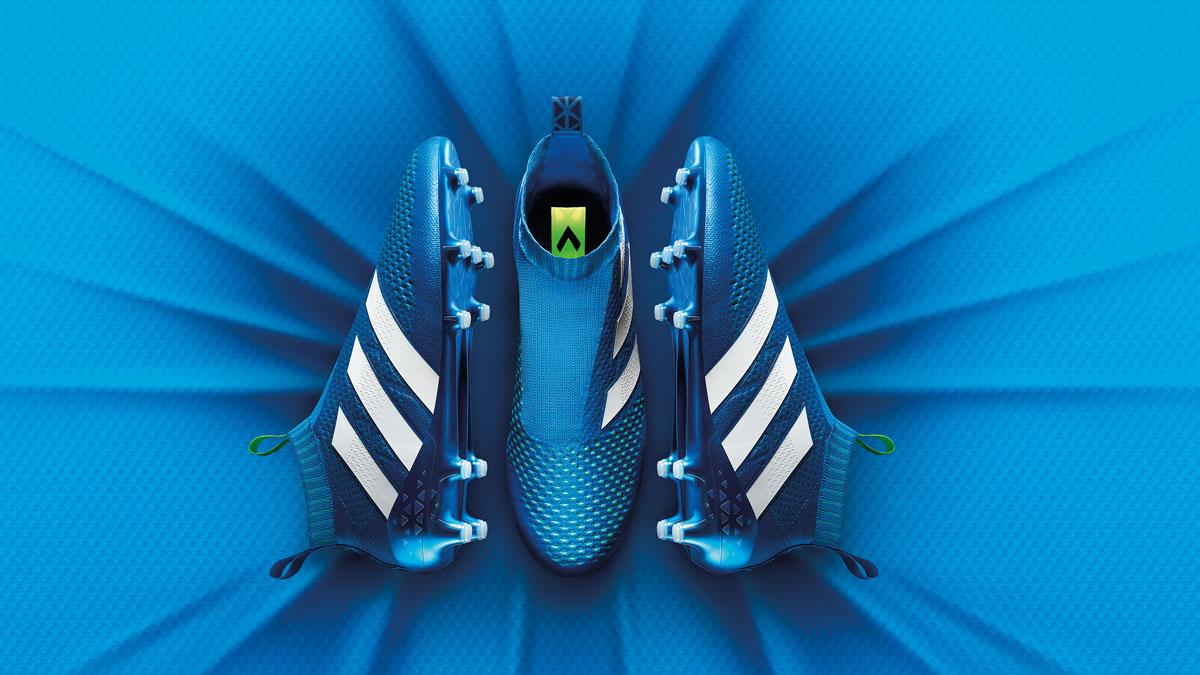 adidas Aee 16 PureControl Shock blue