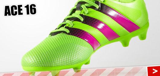 Adidas Ace 16 Primeknit und Primemesh