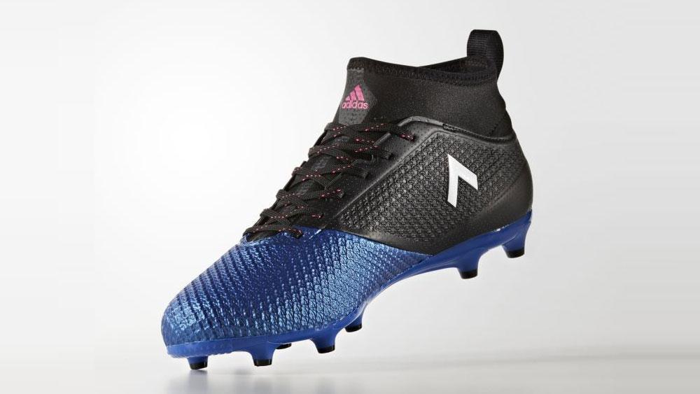 Adidas Ace 17 Purecontrol und Adidas Ace 17 Primeknibt blue Blast