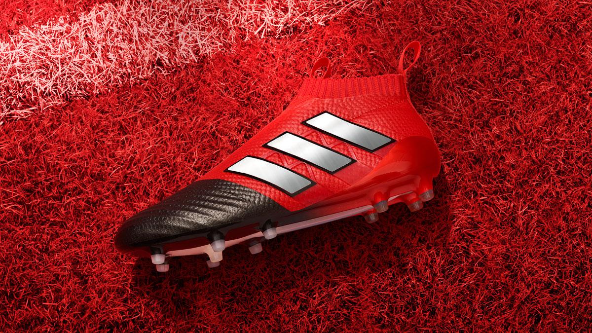Adidas Ace 16 purecontrol Red Limit Fußballschuhe von Paul Pogba