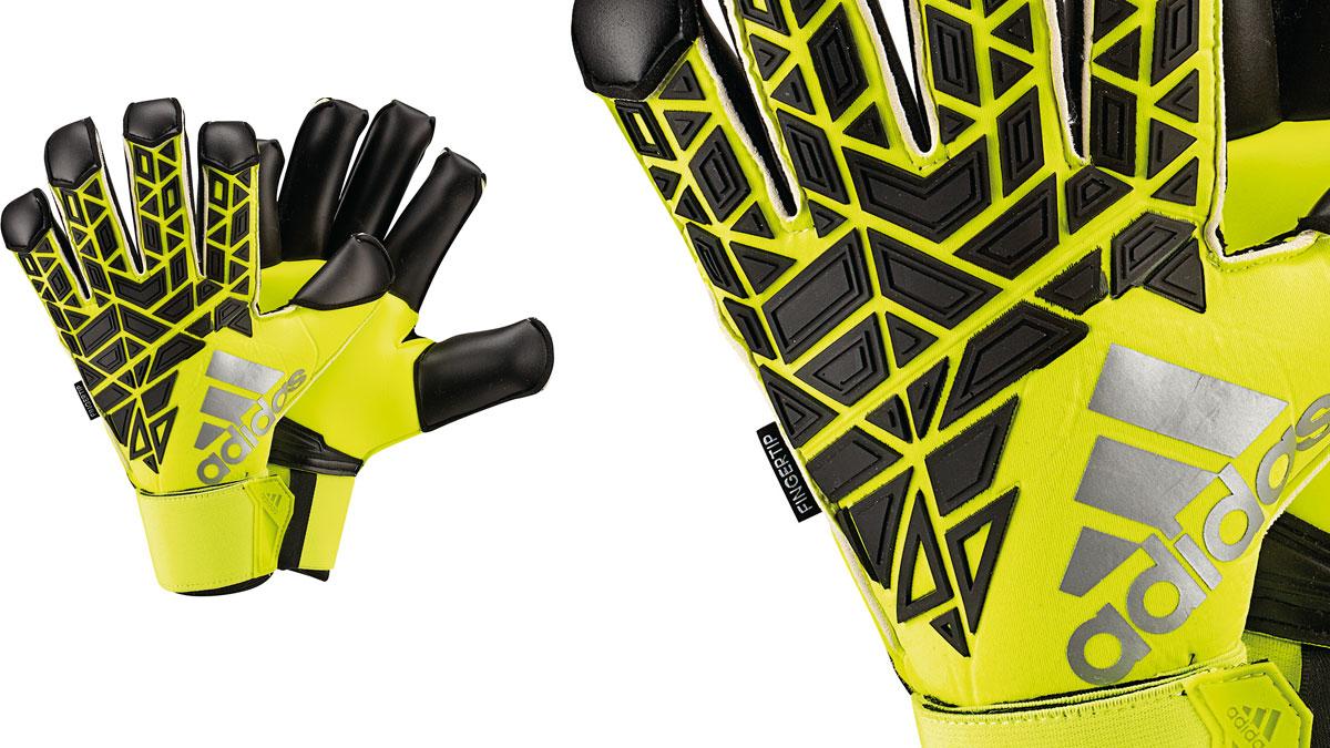 Adidas Ace Trans Fingertip Torwarthandschuhe mit Rollfinger
