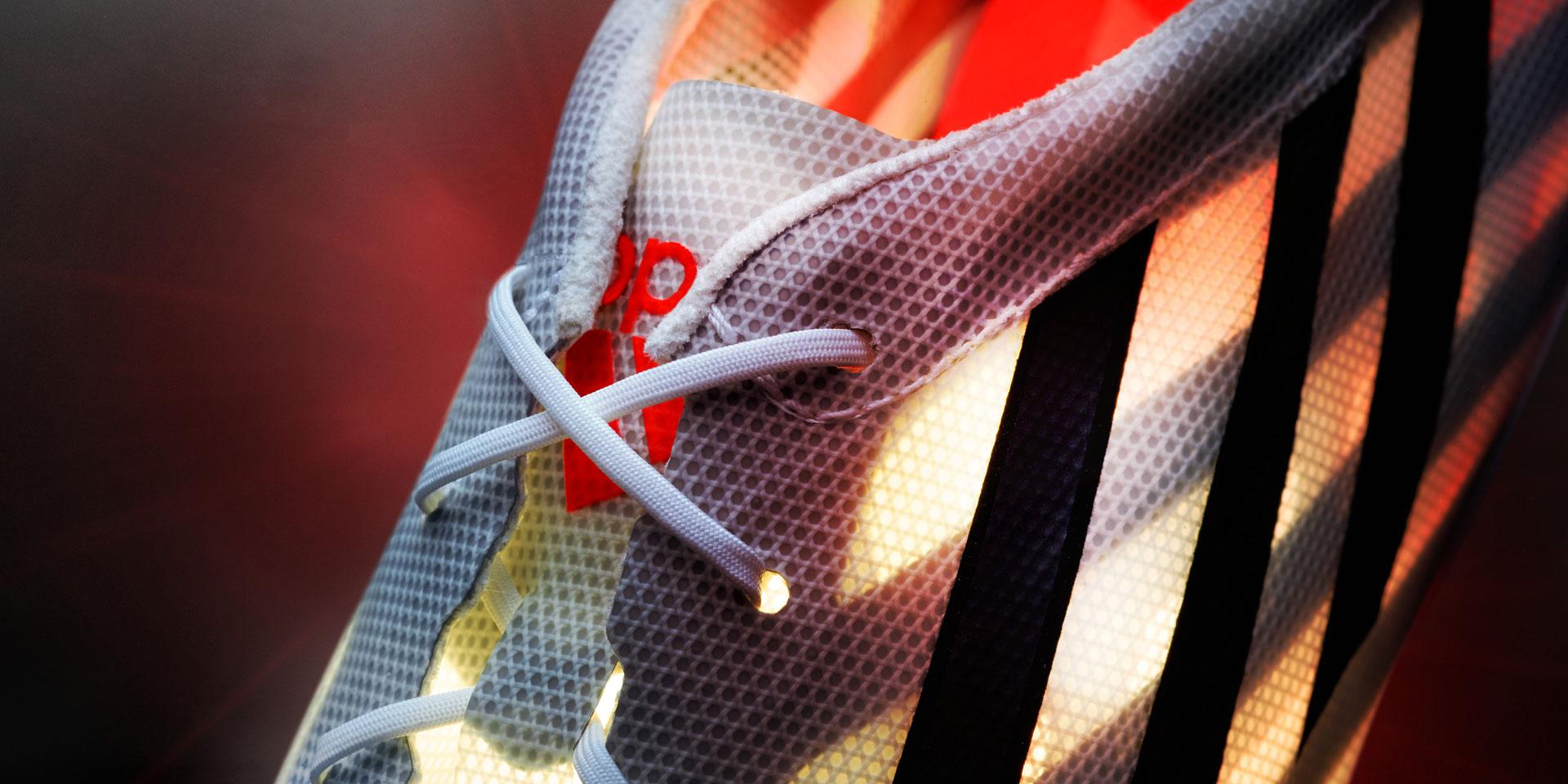 Adidas adizero 99g - Woven Mesh Material