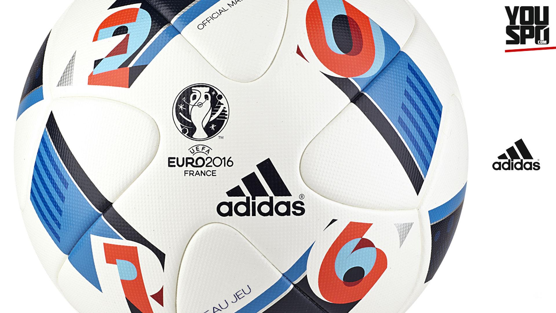 Adidas EM 2016 Ball OMB - Beau Jeu - Match Ball bestellen