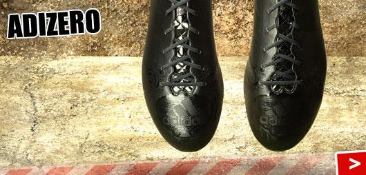 Adidas Black Pack - F50 adizero